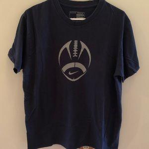 nike football tshirt